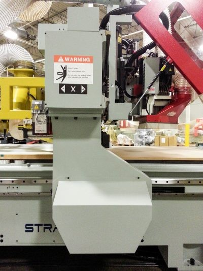 Anderson America Stratos Pro 24 Cnc Router New Machines